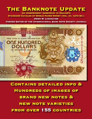 World Paper Money 1368-1960 (15 Edition) JORlX